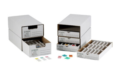 Histology Block & Slide Storage Options