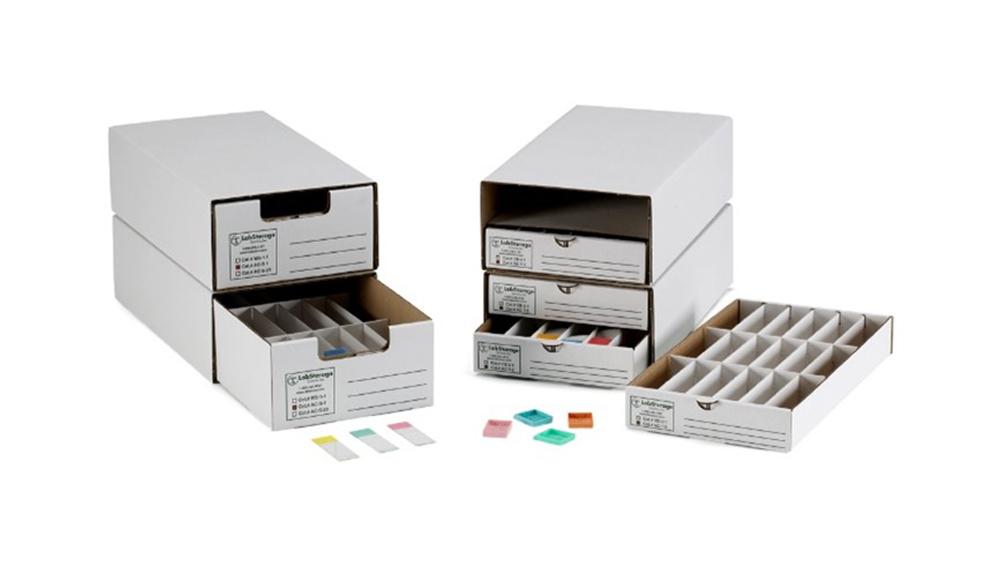 Histology Block & Slide Storage Options